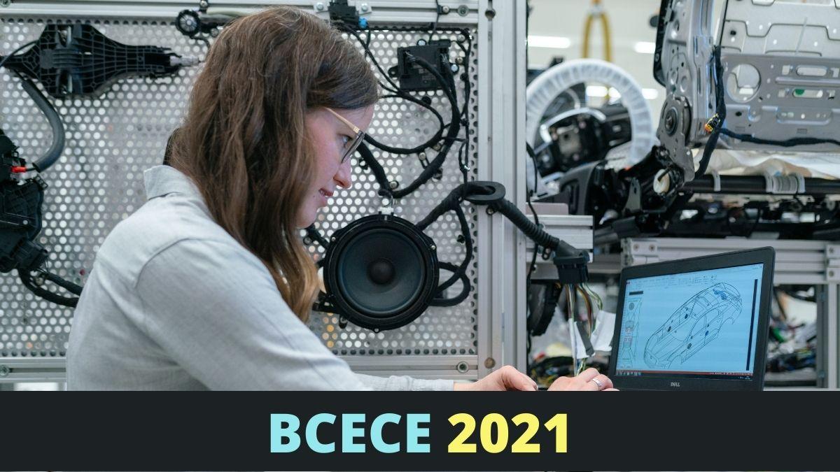 bcece 2021 updates