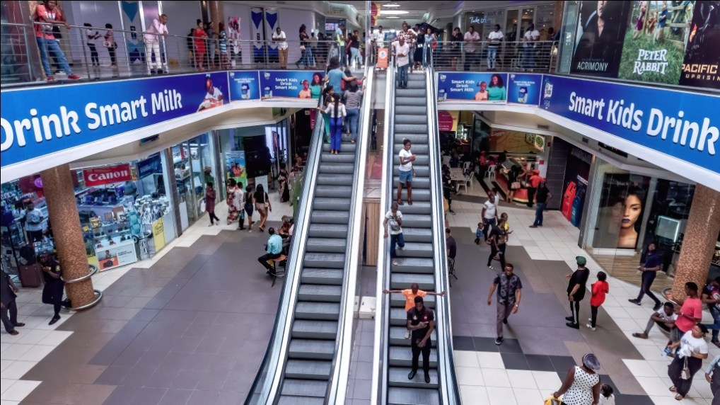 Shopping Malls in Lagos