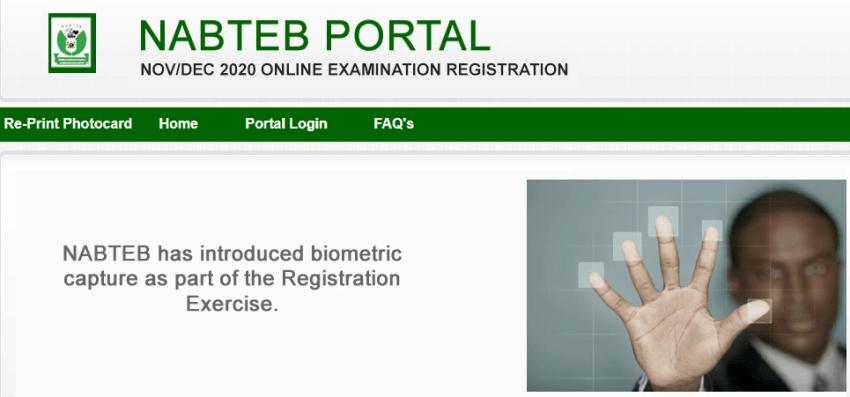 How to Register NABTEB Nov/Dec GCE