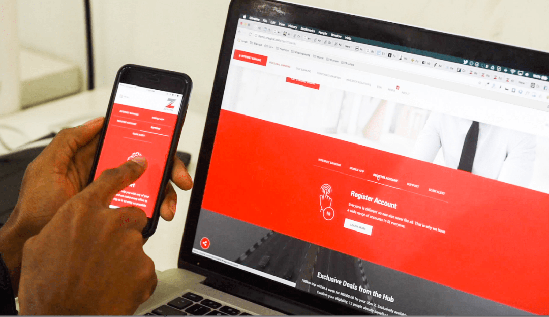 Zenith Bank Corporate Internet Banking, Features and Benefits