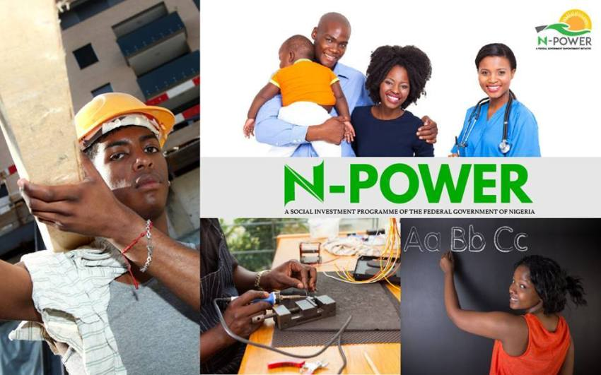 Npower Form 2021/2022 Application Portal www.npower.fmhds.gov.ng