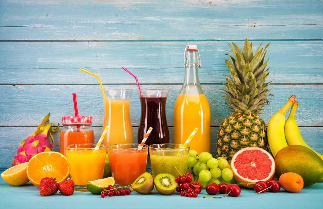 Mobile Fruit Juice Production