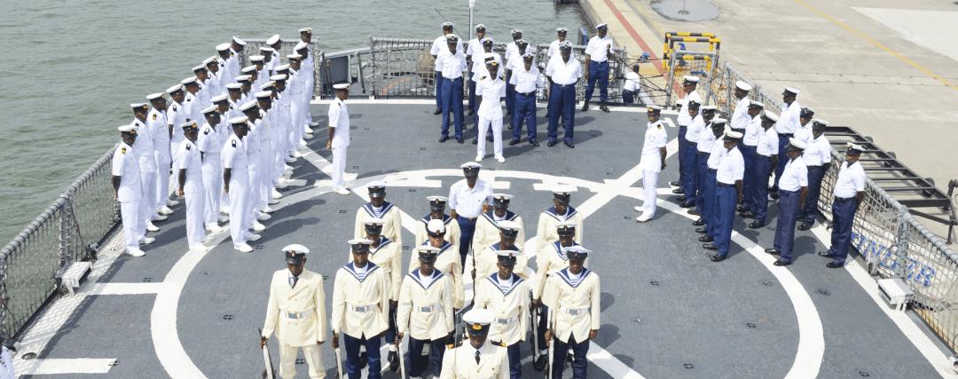 Rekrutierung der nigerianischen Marine 2021/2022 Siehe aktuelles Update des Anwendungsportals