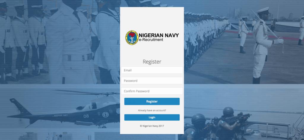 Nigerian Navy Direct Short Service Recruitment 2021 www.joinnigeriannavy.com