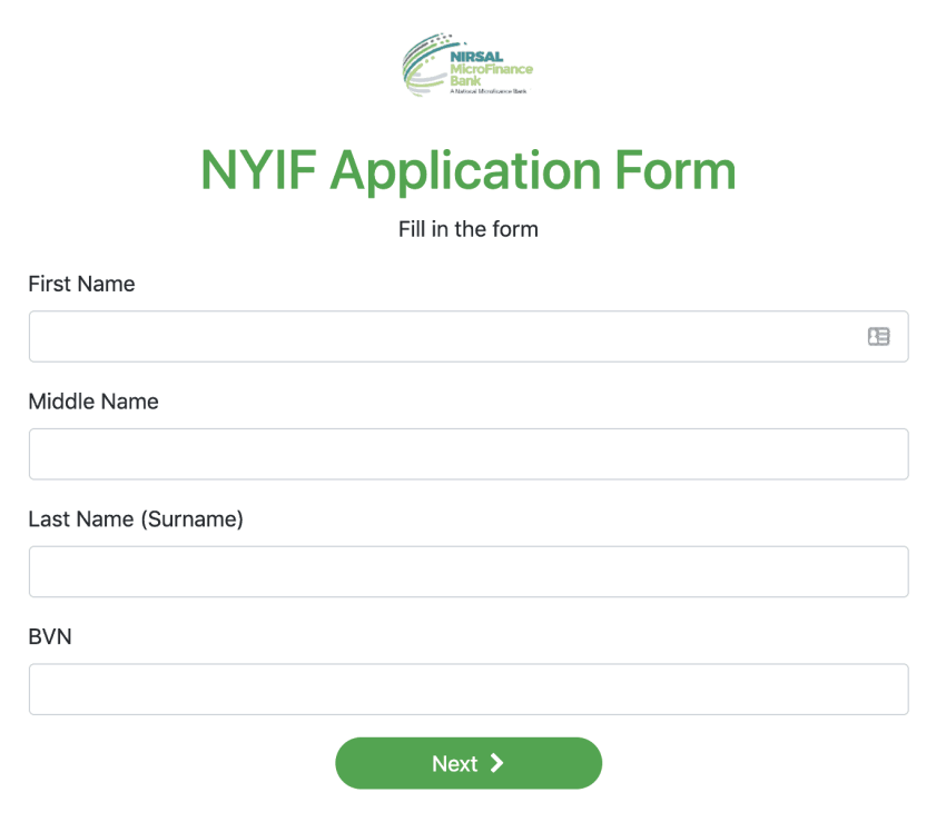 How to Apply for NYIF