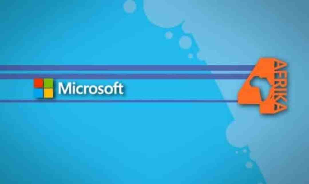 Microsoft 4Afrika Paid Internships 2021