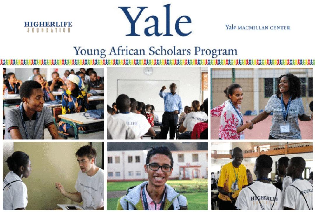 Yale Young Global Scholars Program Benefits