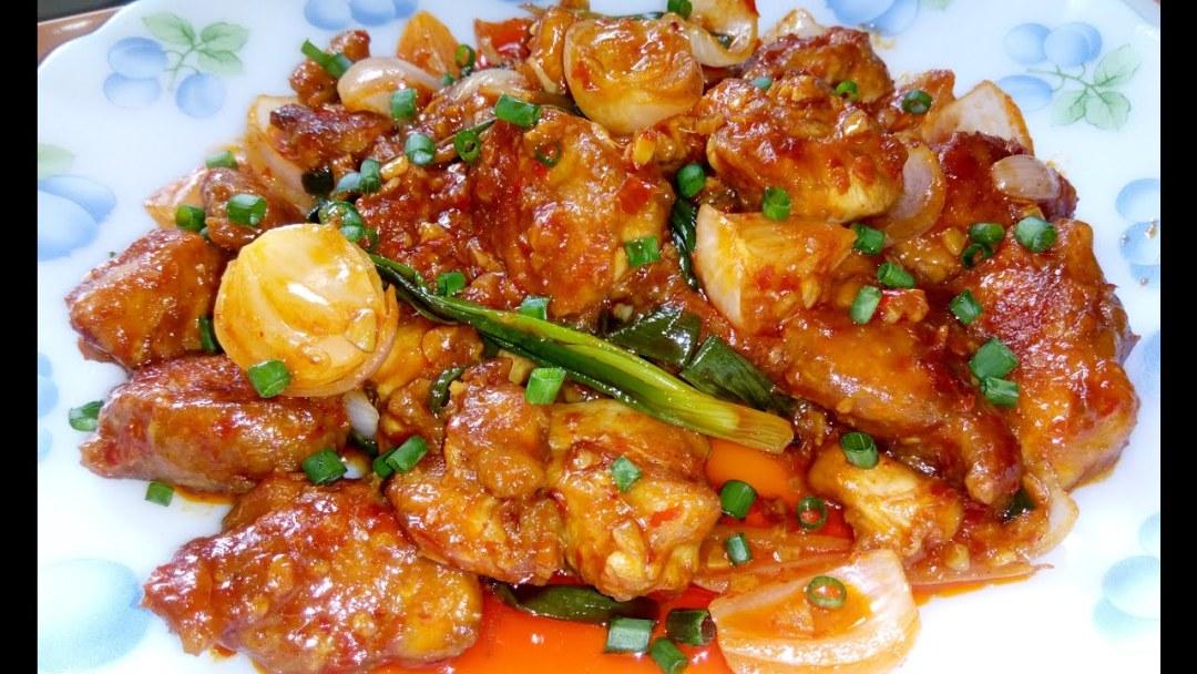 Szechuan and Hunan Chicken in 2021