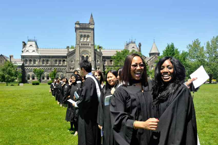University Of Toronto Acceptance Rate for 2021/2022 Admissions Updateonto