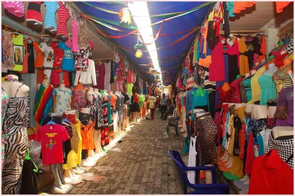 online flea market