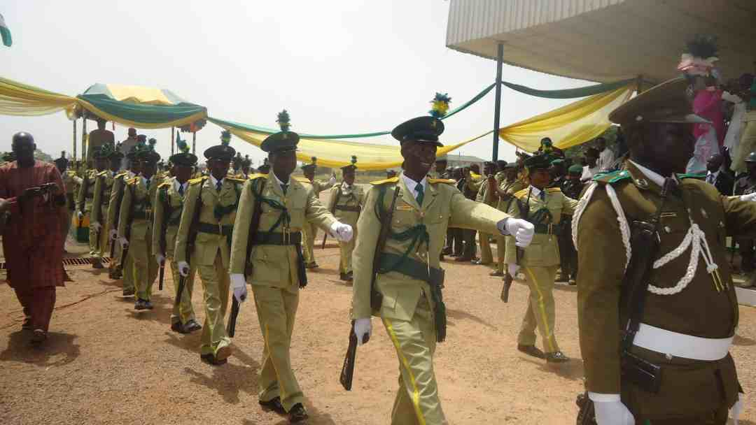 Nigerian Prison Service Recruitment Past Questions & Answers PDF Download