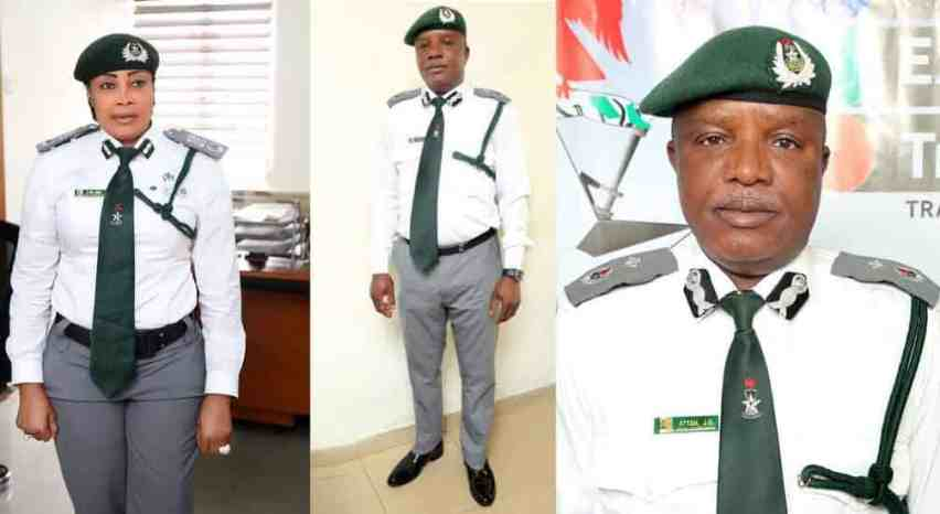 About Nigerian Custom Service 2021