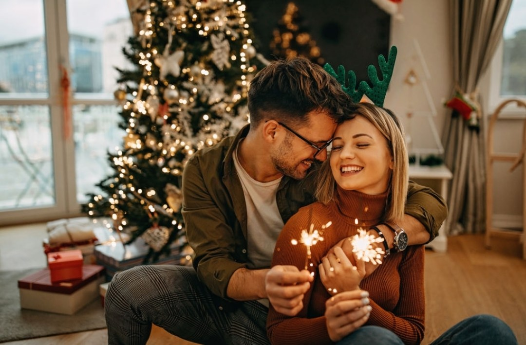 Couples Celebrating