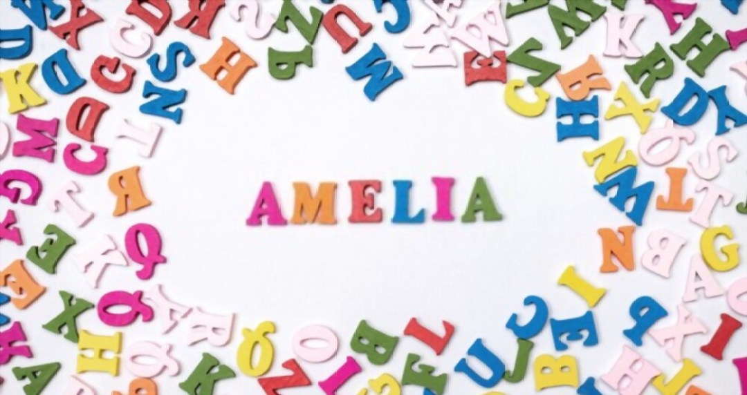 Amelia Name Meaning