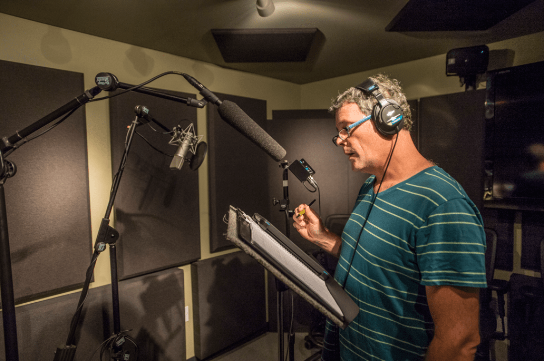 How To Become A Voice Actor: