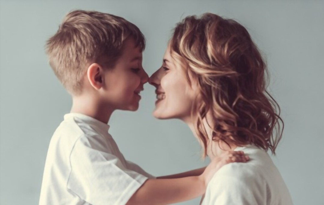 Lovely Mother and Son Quotes