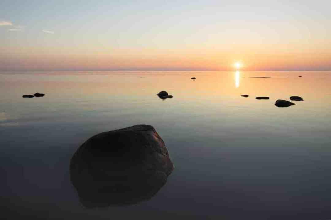 Encouraging sunset Quotes