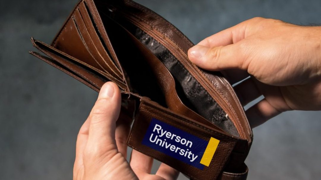 Tuition fees at Ryerson University