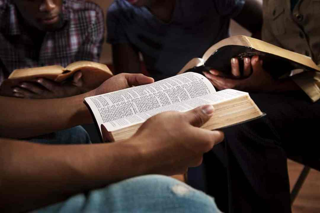 Studying the Scriptures