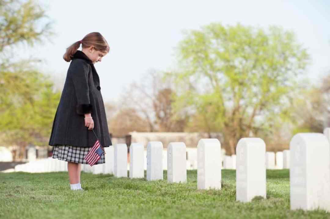 Girl Mourning