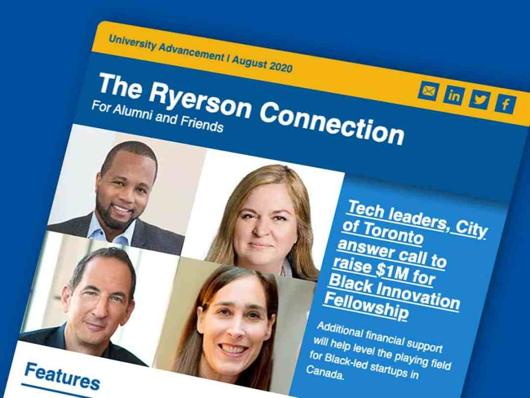 Ryerson University Notable Alumni