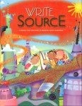 Write Source Grade 3 Textbook from Houghton Mifflin Harcourt