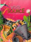 Write Source Grade 8 Textbook from Houghton Mifflin Harcourt
