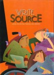Write Source Grade 11 Textbook from Houghton Mifflin Harcourt