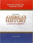 America's History Teacher's Guide by Steck-Vaughn