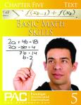 Basic Math Skills Chapter 5 Text from Paradigm Accelerated Curriculum