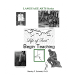 Life of Fred: Begin Teaching from Polka Dot Publishers