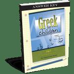 Greek for Children Answer Key