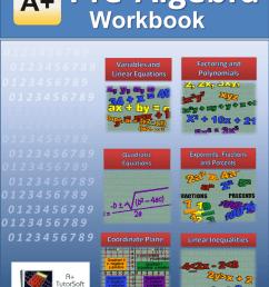 Pre-Algebra Workbook from A+ Interactive Math - Curriculum Express [ 1017 x 777 Pixel ]