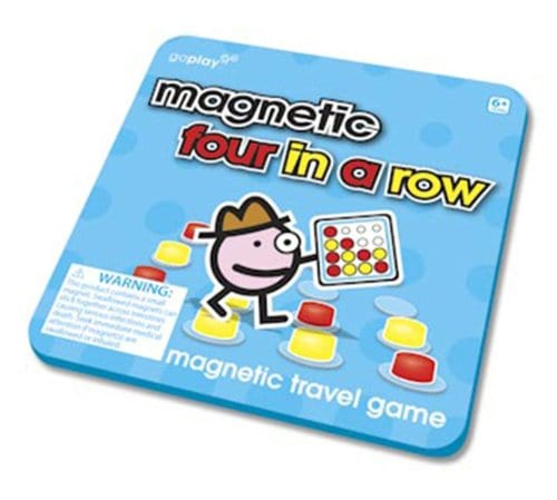 magnetic four in a