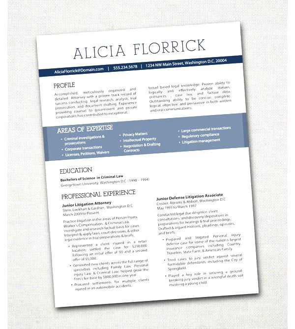 Creative Resume And Matching Letterhead Free Samples