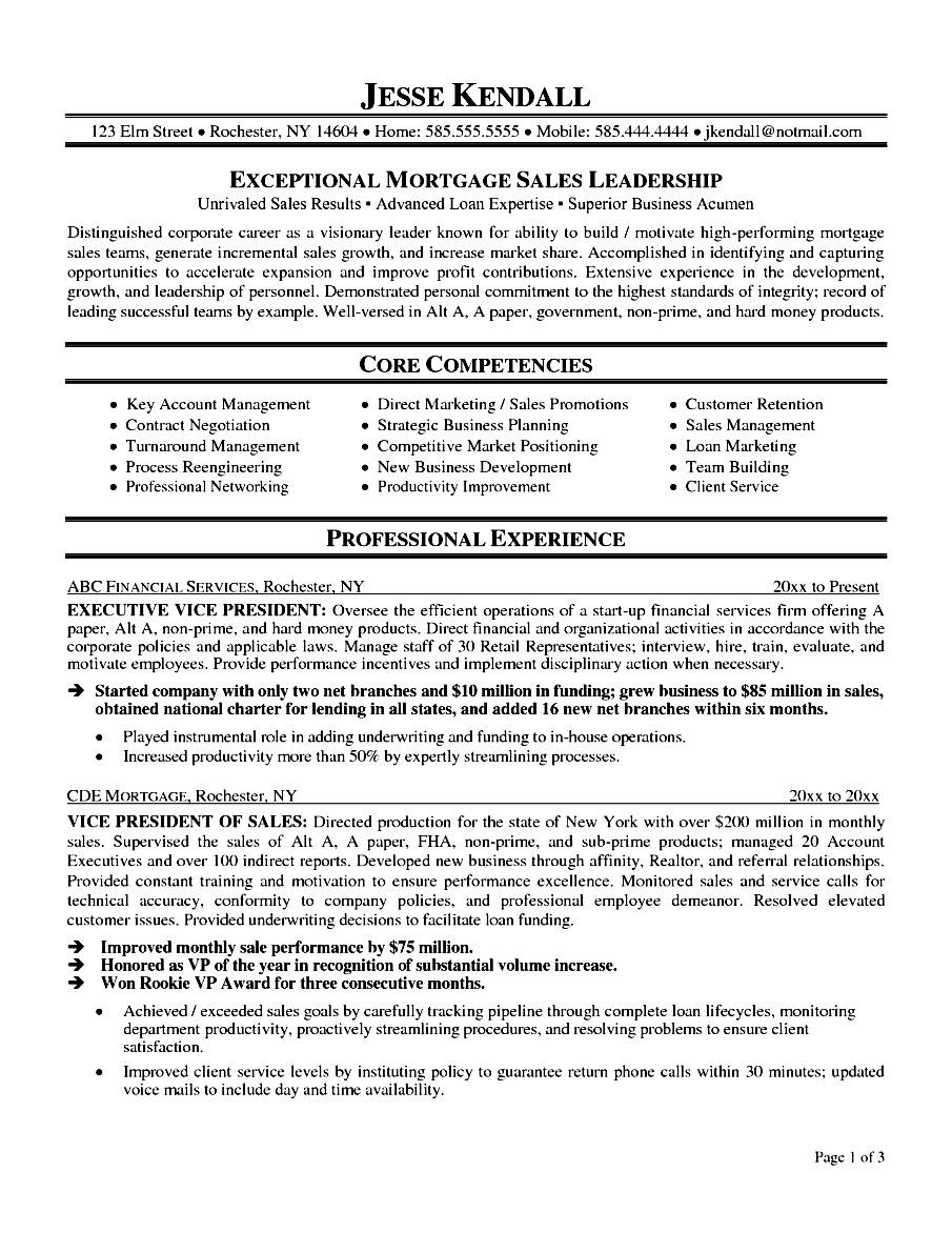Executive Resume Tips  Free Samples  Examples  Format