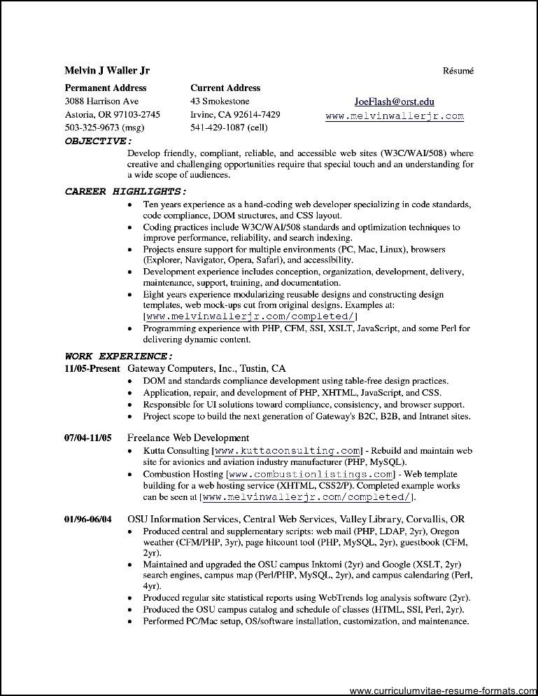 free open office resume templates open office resume ...