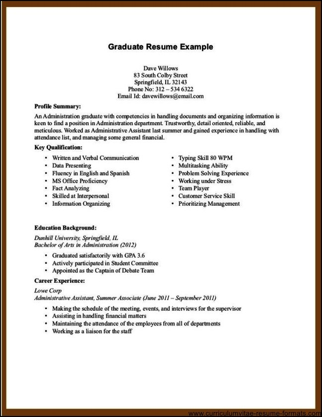 Resume Writing Tips For Experienced Professionals  Free