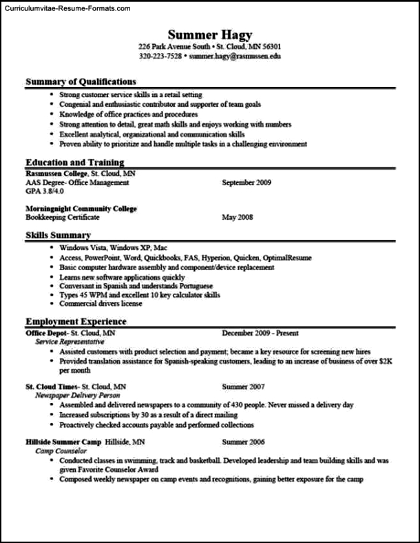 does word for mac have resume templates