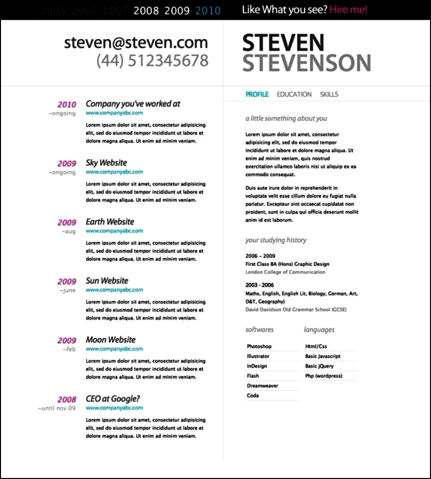 Top Rated Resume Templates  Free Samples  Examples