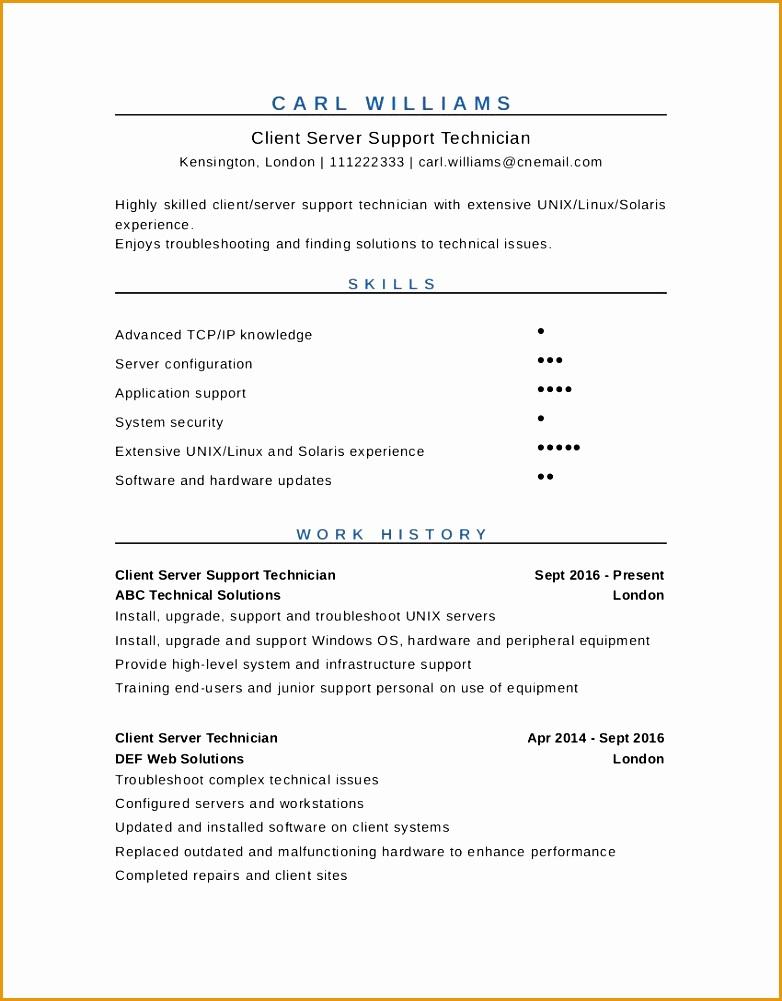 7 Sample Cv Templates Free Samples Examples & Format