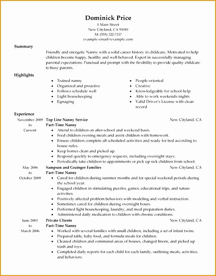 correspondent resume sample