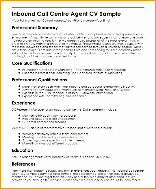 sample resume for jobstreet