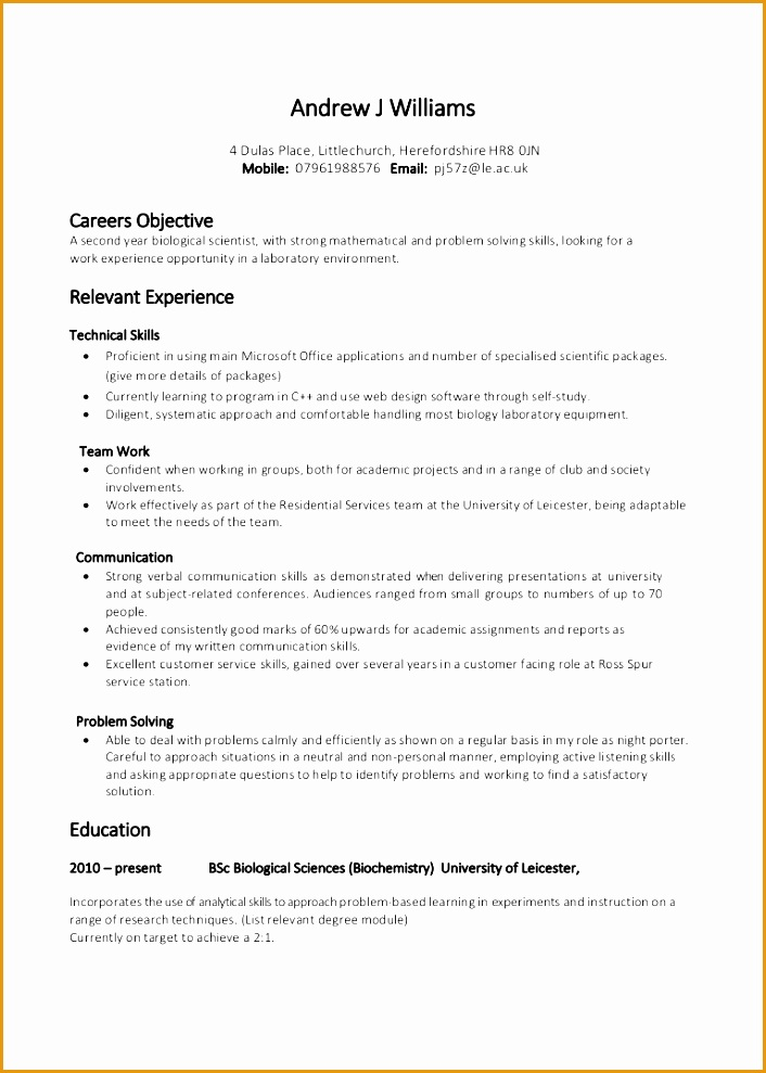 5 Layout Of A Resume Cover Letter  Free Samples  Examples  Format Resume  Curruculum Vitae