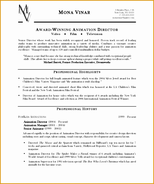 Executive Protection Resume Objective