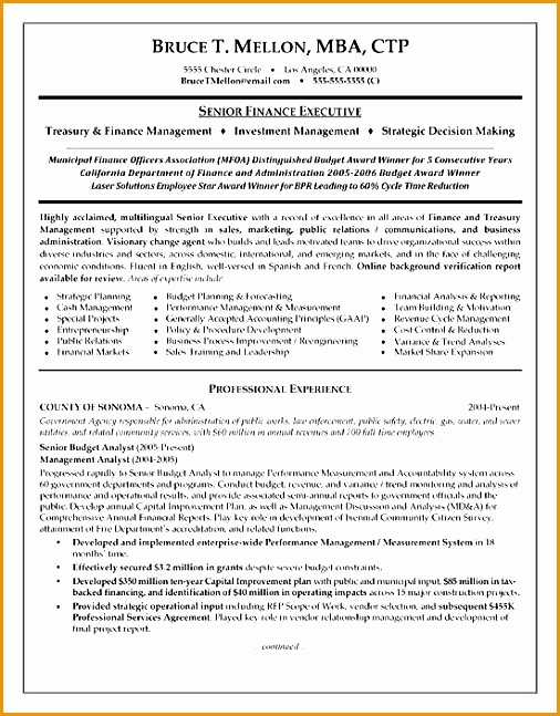 4 Senior Account Manager Resume Example Free Samples