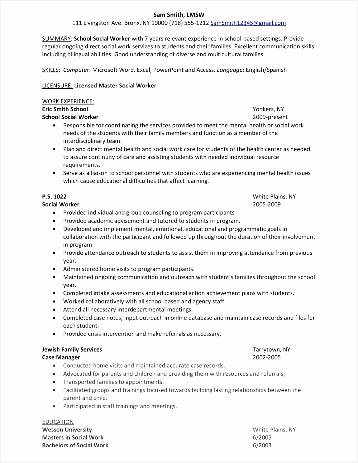 4 Child Protection Worker Sample Resume Kcghdh Free
