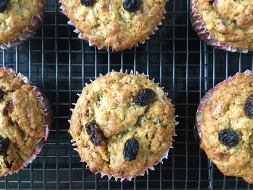 muesli-muffin