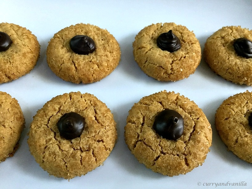 Pb kiss cookie recipe