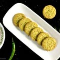 Healthy Khara Biscuits/Indian Spiced Savory Cookies